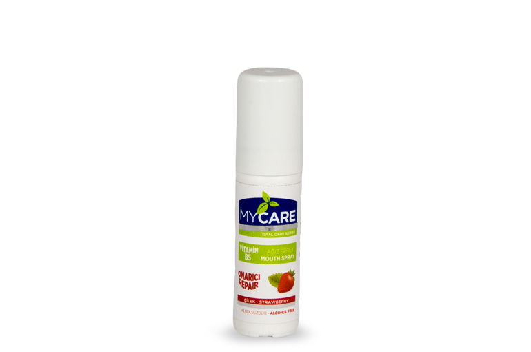Mouth Spray – Repair
