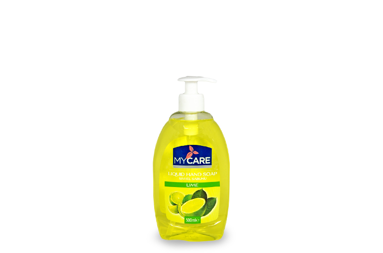 Liquid Hand Soap – Lime