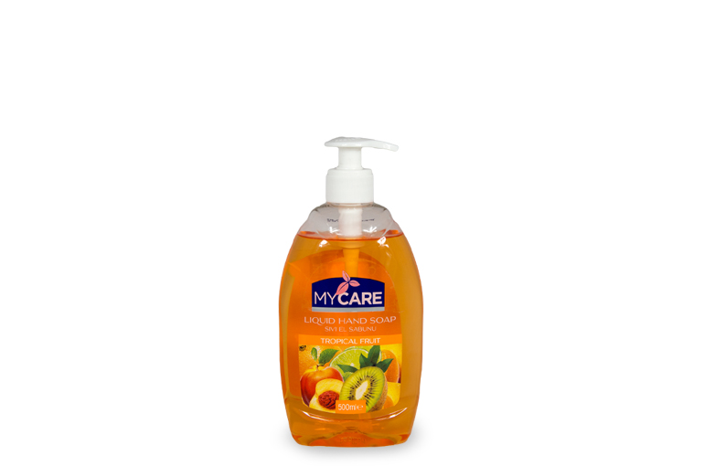 Liquid Hand Soap – Tropical Fruit