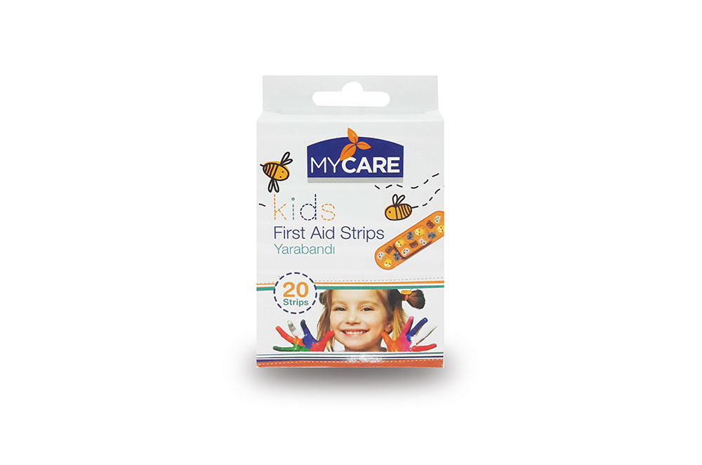 20 Pcs Kids First Aid Strips
